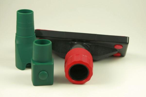 Fusseldüse mit Adapter geeignet für alle Vorwerk Staubsauger