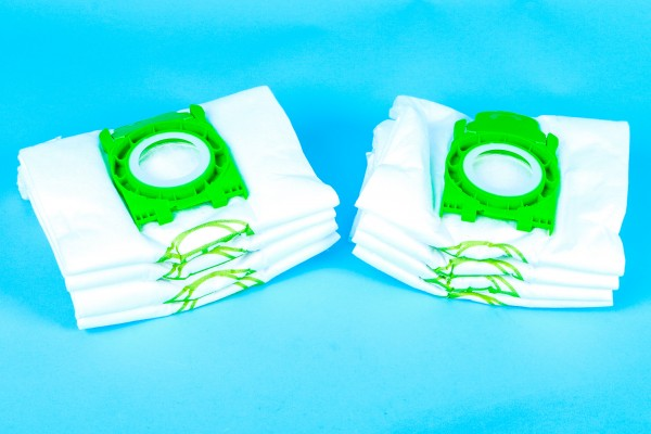 8 Staubsaugerbeutel für SEBO Airbelt-E alle Modelle
