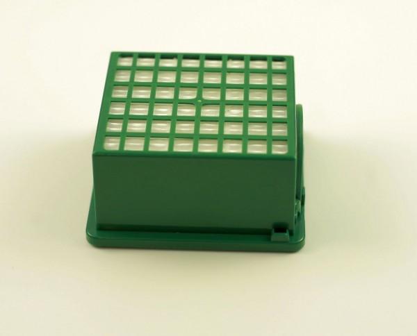1 Aktivfiltersystem HEPA-Filter geeignet für Vorwerk Kobold 130/131