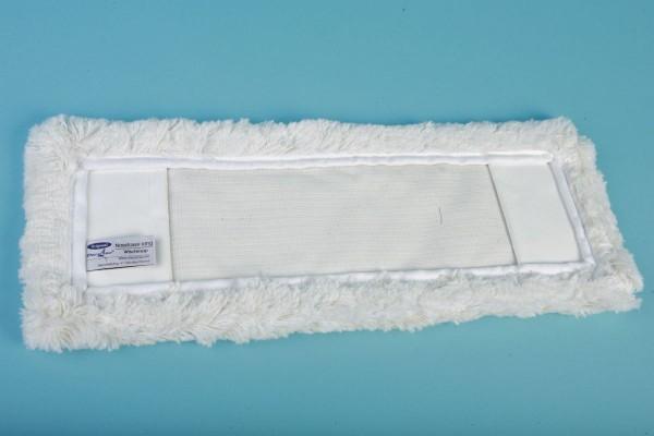 Wischmop Nassfaser lang weiss 42 cm
