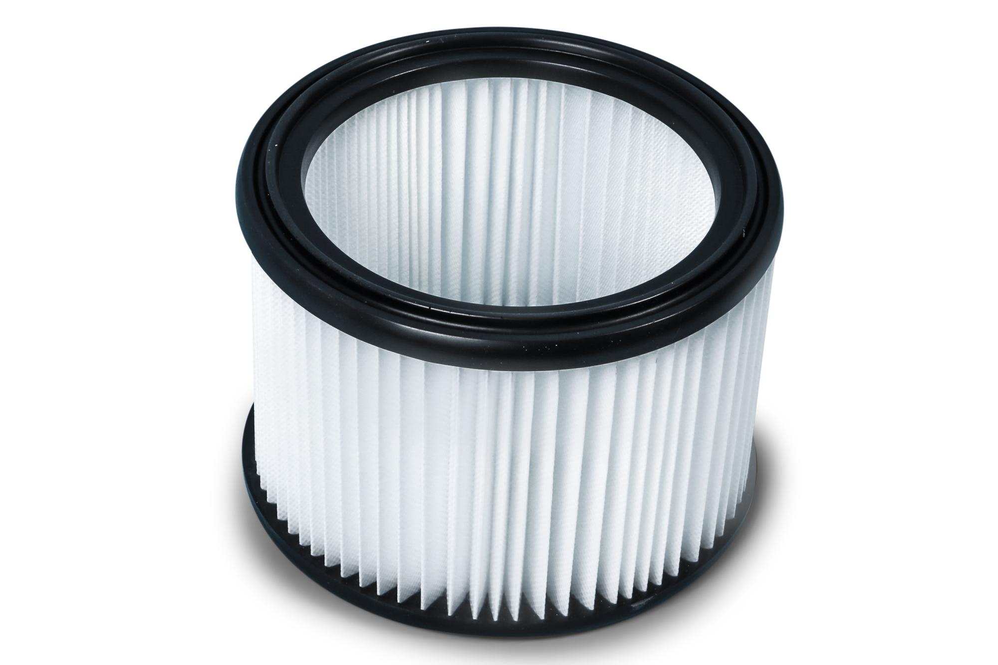 Filter für WAP Attix 30-21 PC und Attix 30-21 XC Rundfilter Faltenfilter
