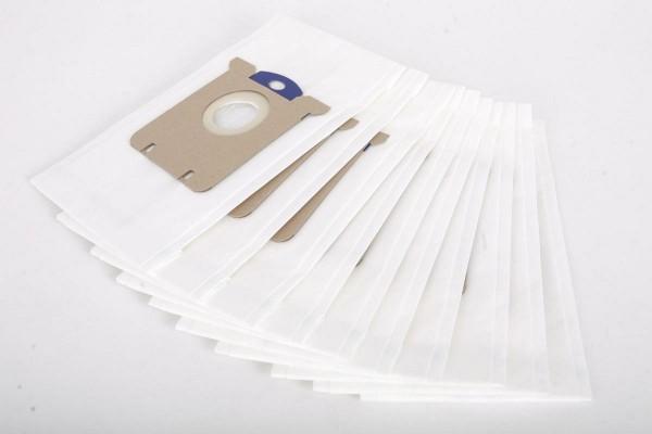 10 Staubsaugerbeutel Ersatz für Swirl PH 86/PH 96 Papier