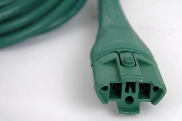 Kabel 7 Meter geeignet für Vorwerk Staubsauger VK 130, VK 131