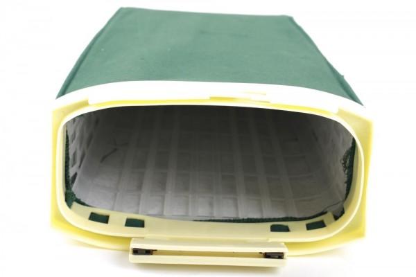 Filterkassette, Stoffbeutel, Stoffsack geeignet für Vorwerk Kobold 120