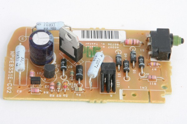 Elektronik-Platine für Vorwerk EB351, EB351F Gebraucht