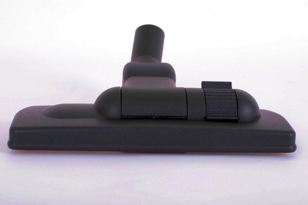 Hochwertige Bodendüse mit Laufrolle für Staubsauger mit 32mm Anschluss