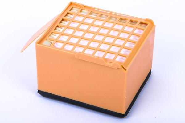 1 Aktivfiltersystem (Hygiene-Mikrofilter) geeignet für Vorwerk 135/136