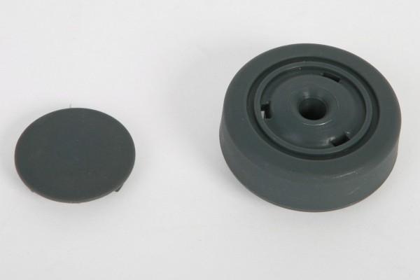 Ersatz-Rad geeignet für Vorwerk Teppichbürste EB 370