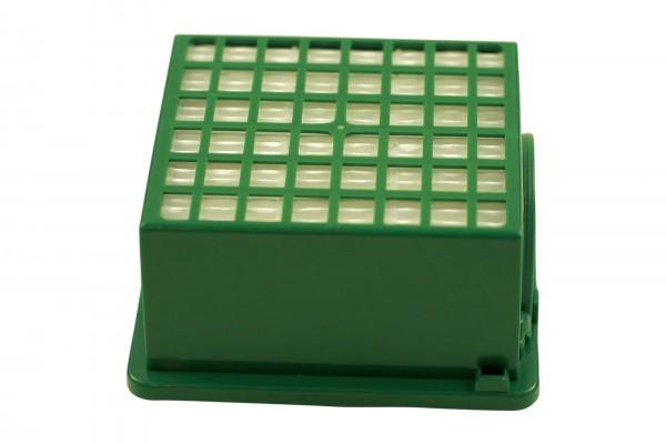 Hepafilter Aktivfiltersystem für Vorwerk Kobold 130 131