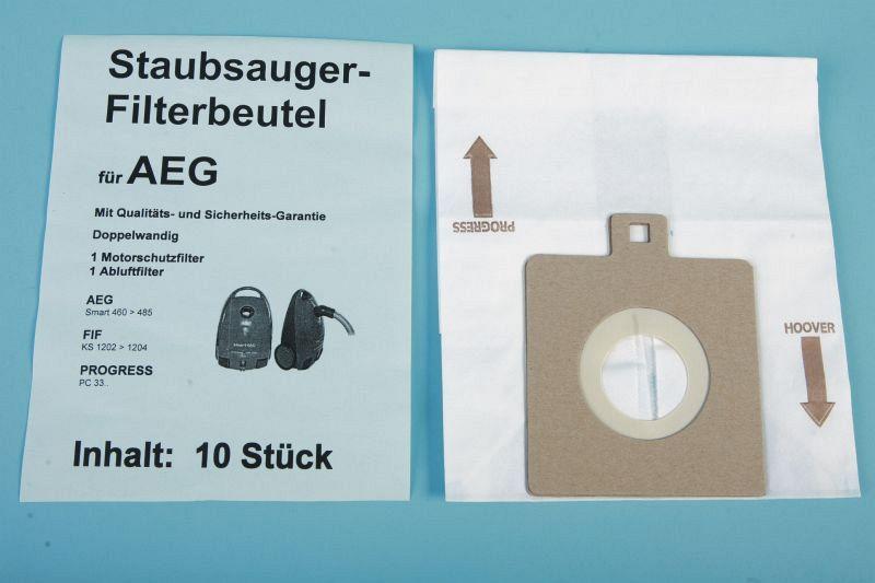 aeg electrolux smart 485 staubsaugerbeutel g nstige haushaltsger te. Black Bedroom Furniture Sets. Home Design Ideas