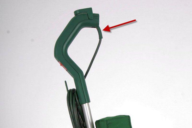 Ersatzteile: Kabel-Knickschutz geeignet für Vorwerk Kobold